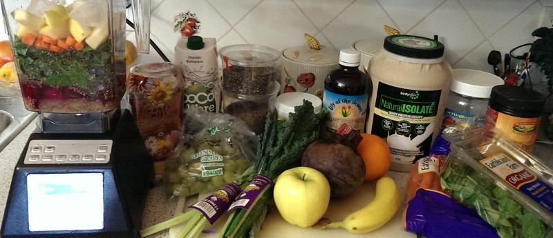 Best Organic Green Smoothie Recipe