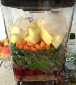 Blender for Best Organic Green Smoothie